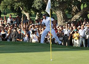 Andalucía, de nuevo referente de golf para el European Tour