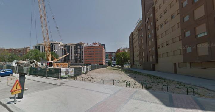 La nueva calle es paralela a Luis Peidró
