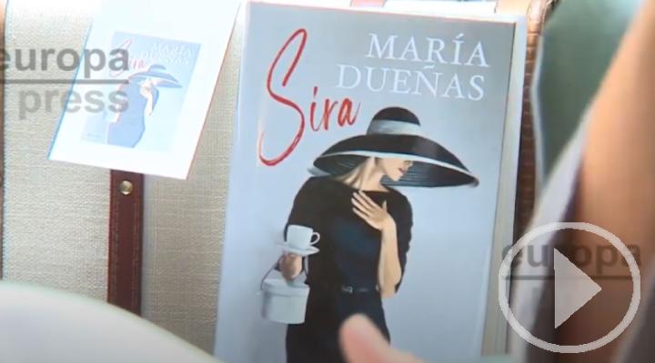 María Dueñas publica