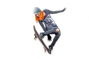 Chicas Skaters españolas: 10 perfiles de Instagram del skateboarding femenino
