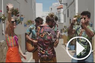 La cantante Soraya presenta el video clip de 'Lo bueno'