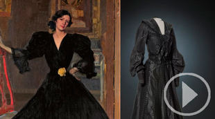 Sorolla y la moda, así vestían a principios del siglo XX