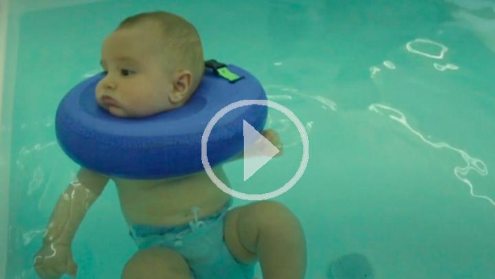 El primer spa para bebés de España se encuentra en Madrid