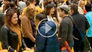 780 personas baten el récord de speed dating en Madrid