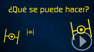 #StarWarsDay: ¡Que Línea Madrid te acompañe!