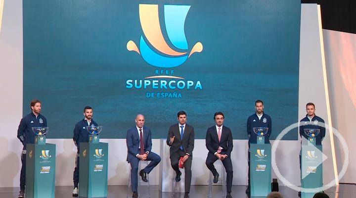 La Supercopa de España con dos equipos madrileños se jugará en Arabia Saudí