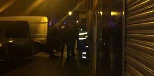 Policía y sanitarios acuden al lugar del suceso