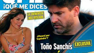 Las revistas de los lunes: Sitúan a Toño Sanchís dando el salto al mundo del porno