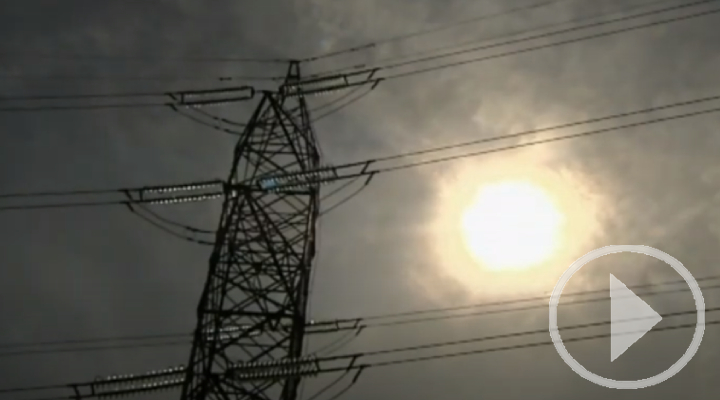 Arranca la semana con nuevo récord histórico del precio de la luz