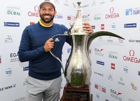 Sergio García da un paso al frente, gana en Dubai su duodécima prueba en Europa y se mete de nuevo en el top-ten mundial