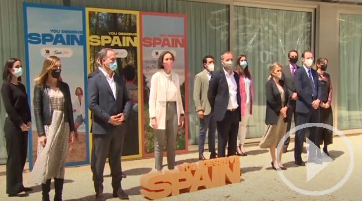 'Te mereces España', la campaña del Gobierno para atraer al turista internacional