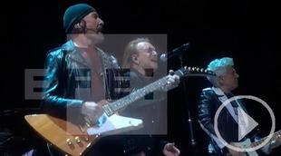 U2 regresa a Madrid con un espectáculo avasallador