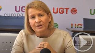 UGT pide controlar la pandemia 'para recuperar el empleo'
