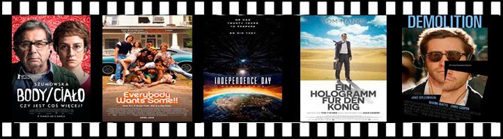 Estrenos de cine en la cartelera de la semana