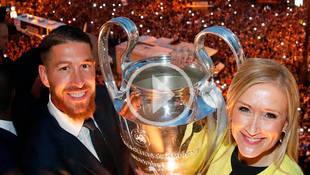 Así ha celebrado la undécima el Real Madrid