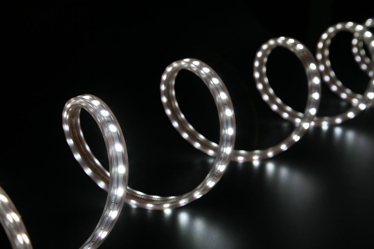10 ideas de decoración con tiras LED