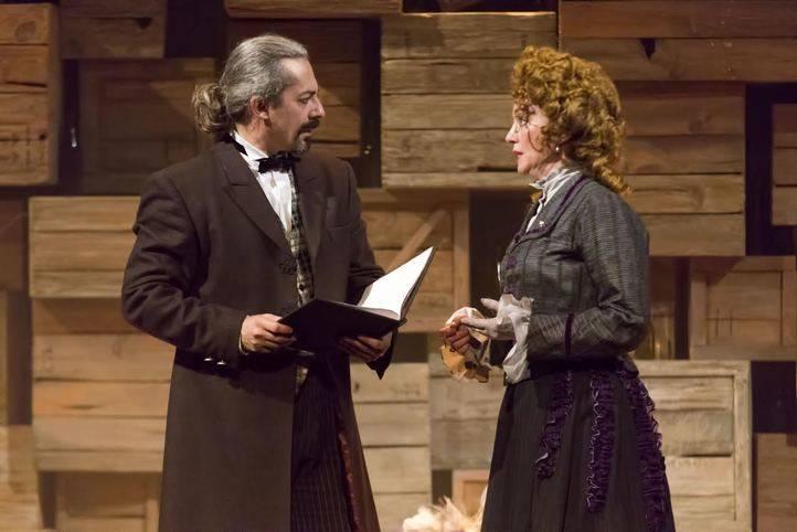 'La noche de las Tríbadas' en el Teatro Pavón