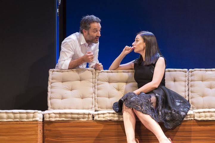 'Dos más dos' en el Teatro La Latina
