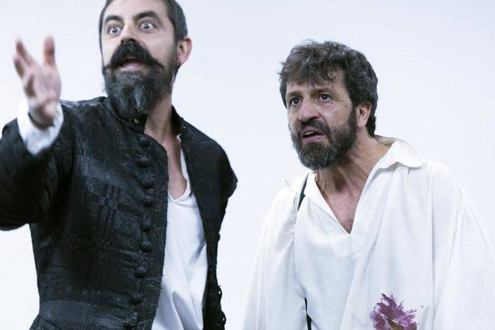 'Los espejos de don Quijote'