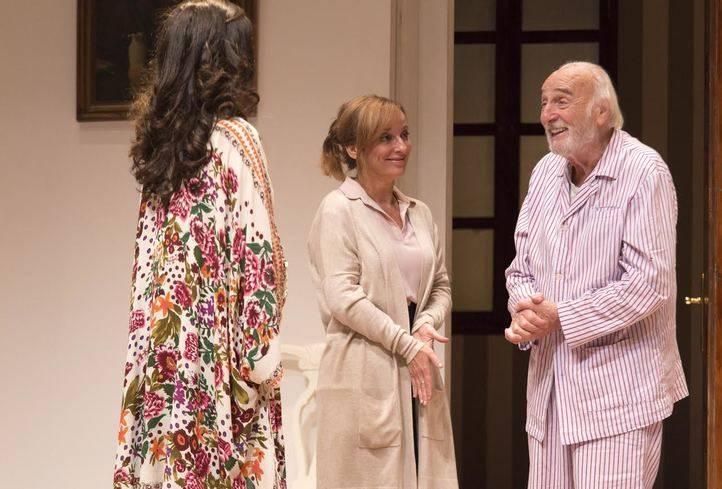 'El padre' en el Teatro de Bellas Artes