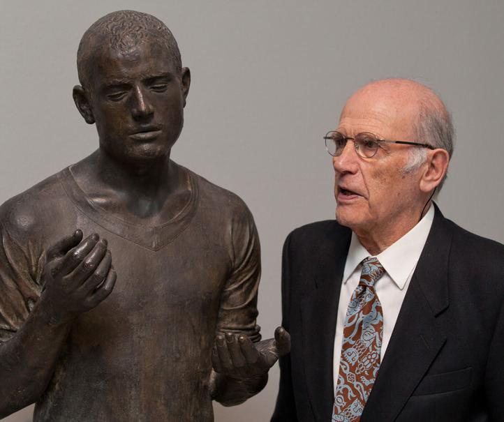 El escultor Julio López ha fallecido a los 88 años