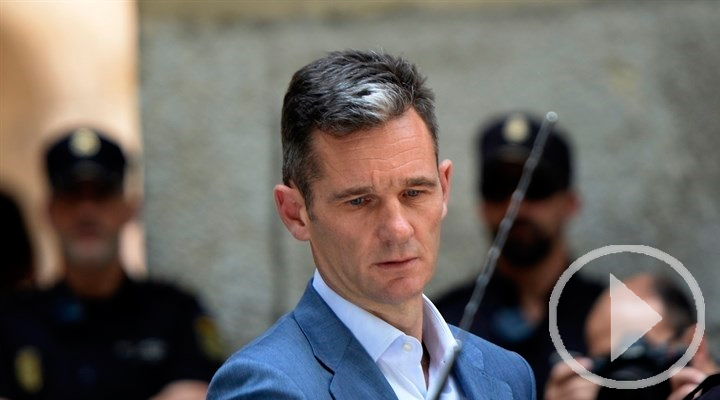 Urdangarín podrá salir de prisión dos días