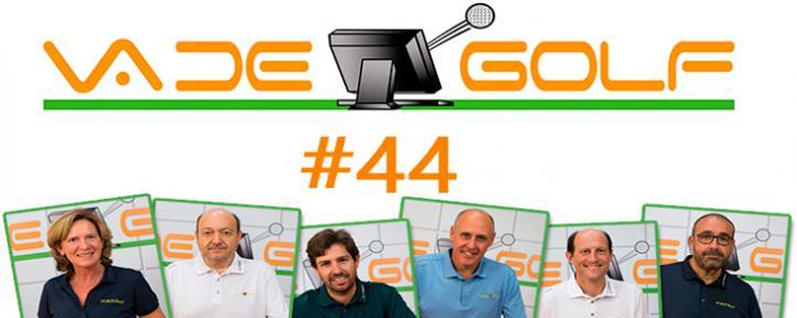 Copa Comunicación en el RACE, el Masters de Augusta y charla con Pepín Liria
