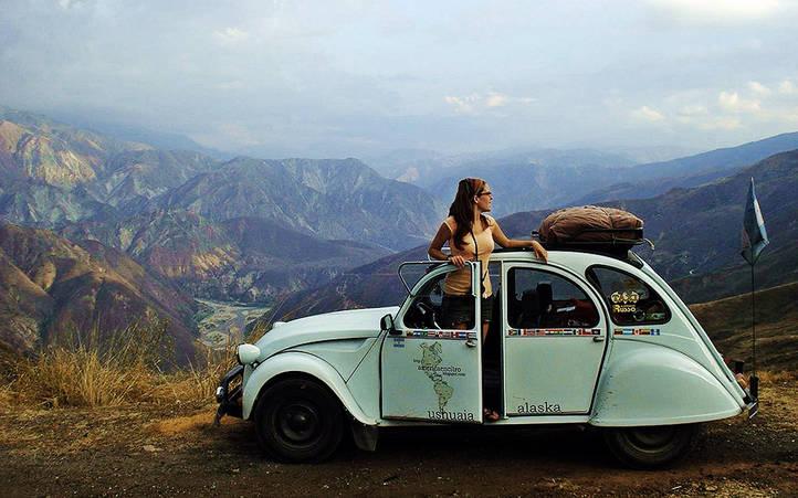 Viajar, viajar y viajar para abrir la mente y relajar el espíritu
