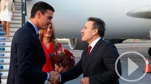 Sánchez visita Cuba para restaurar relaciones