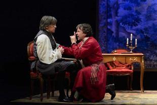 'Voltaire/Rousseau - La disputa' en el Teatro Cofidis Alcázar.