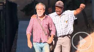 El actor Willy Toledo queda en libertad provisional sin fianza