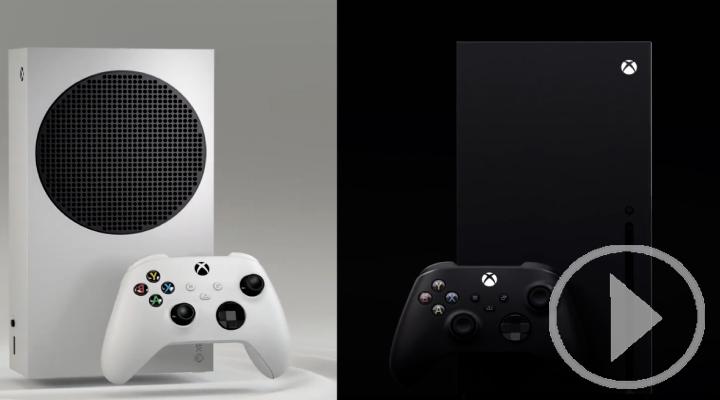 Xbox Series X y S llegan con 30 juegos optimizados