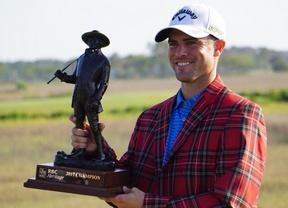 Wesley Brian estrena su palmarés de victorias en el PGA Tour