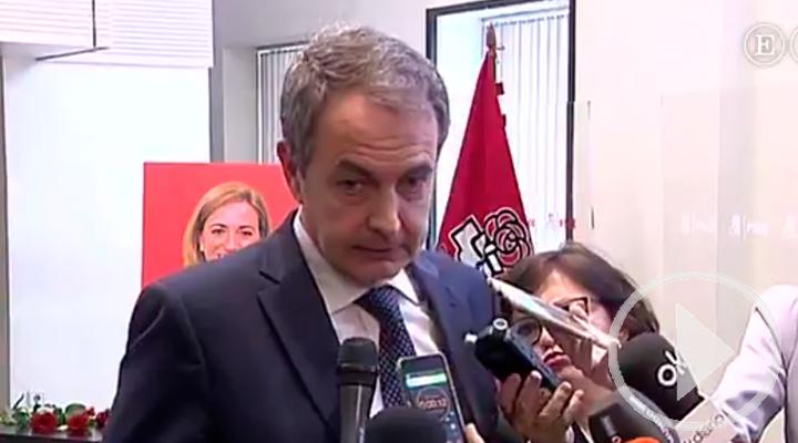 Zapatero: Fue una gran amiga y leal compañera