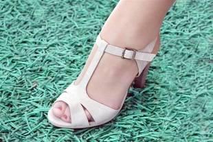 Tendencia: calzado femenino para impactar