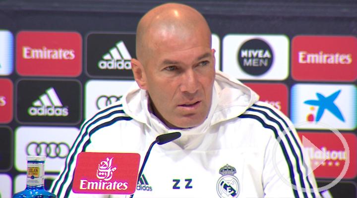 Zidane: Courtois
