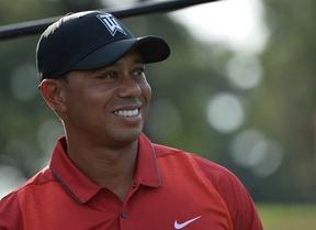 Woods: 'Me siento muy animado con la vuelta en el Hero World Challenge'