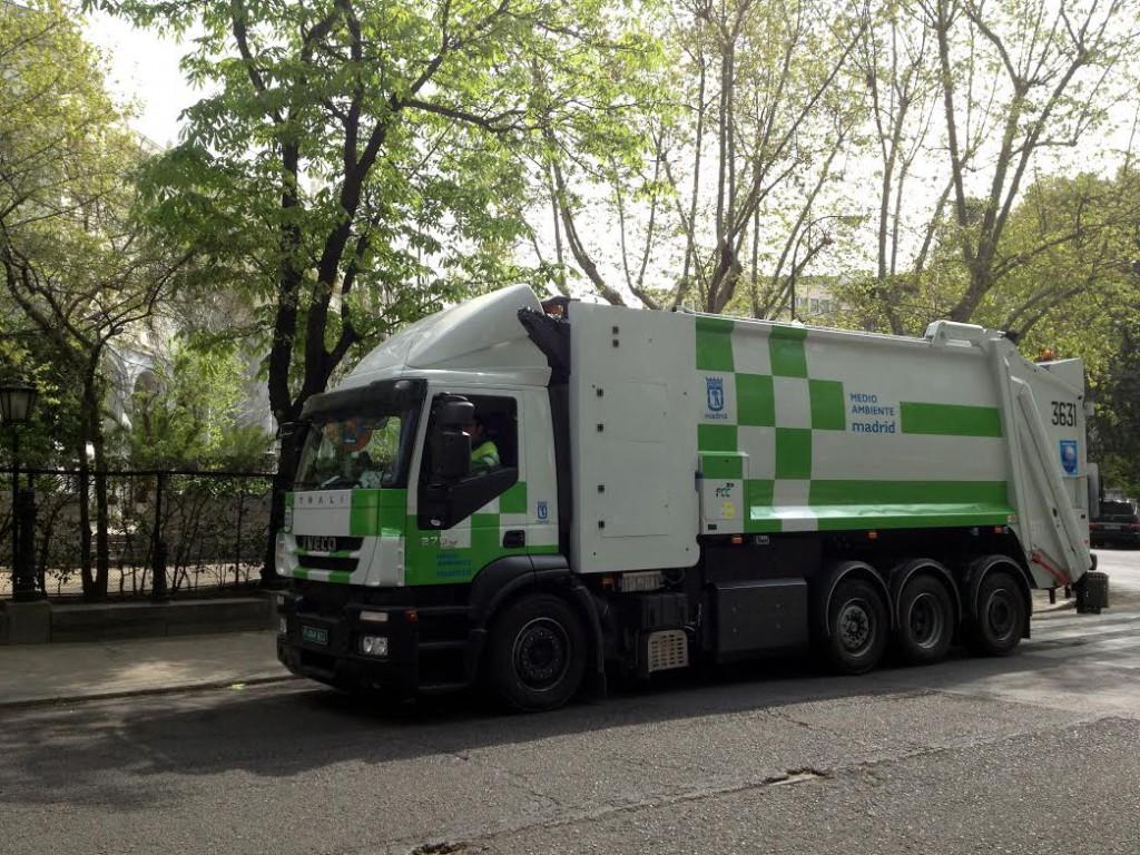 Empresas de recogida de residuos en madrid
