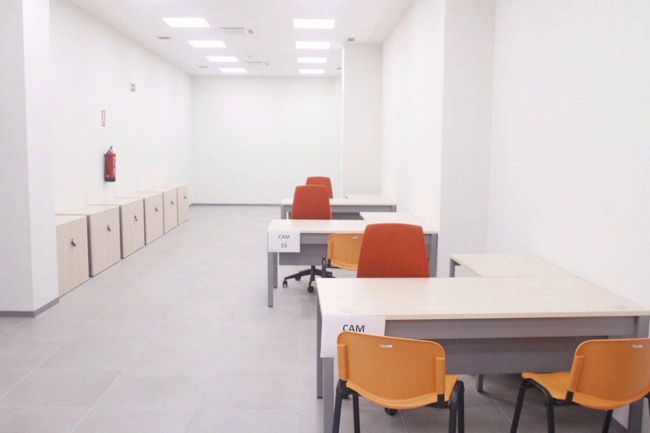 La nueva oficina de empleo de valdemoro dar servicio a usuarios madridiario - Oficina hacienda madrid ...
