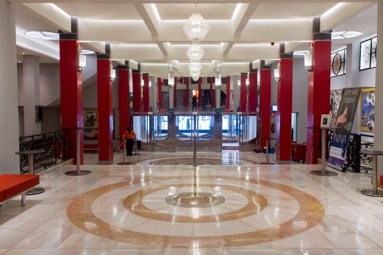 Un restaurado teatro coliseum resurge en la escena madrile a madridiario - Teatro coliseum madrid interior ...