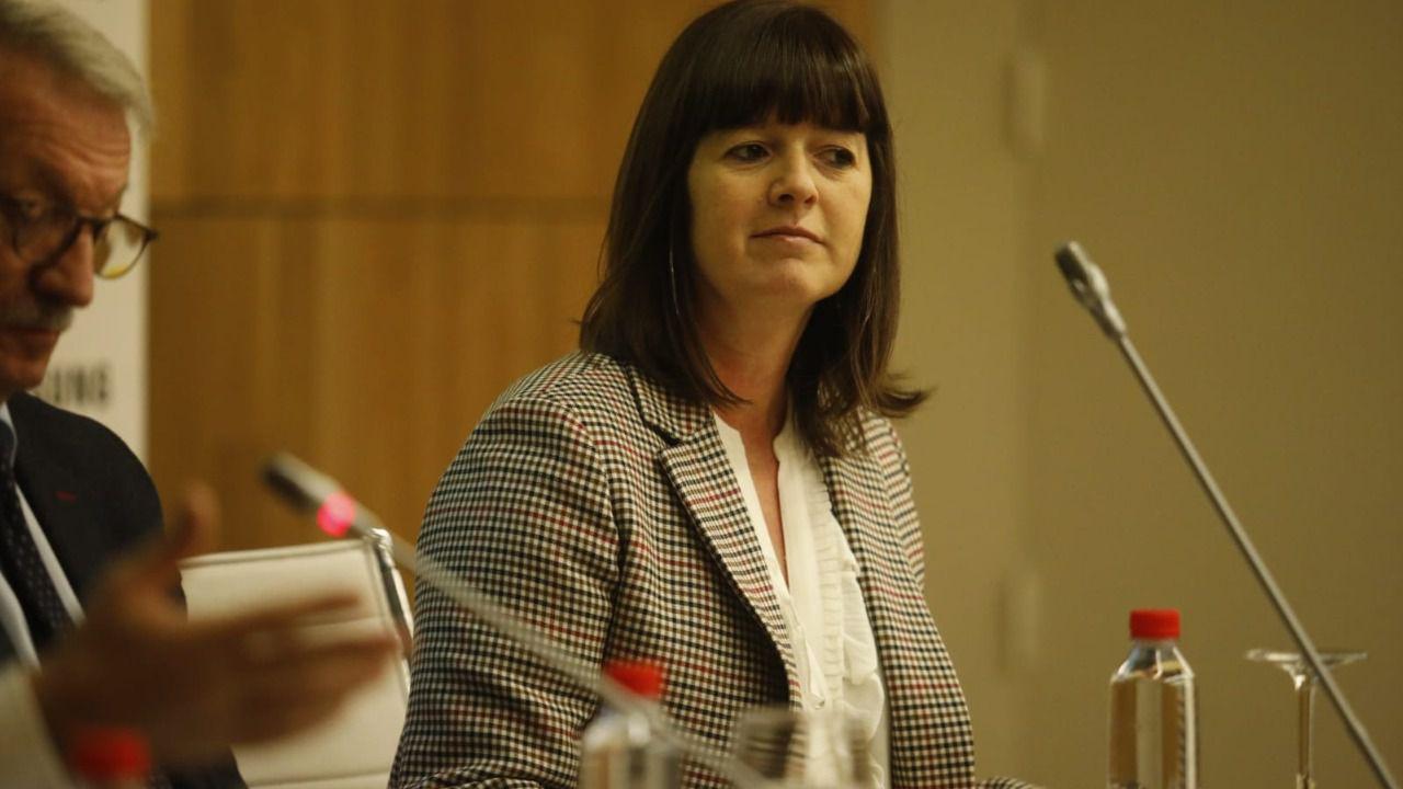 La responsable del estudio (Foto: Kike Rincón)