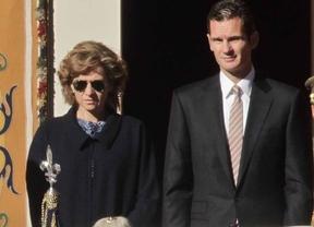 La infanta Cristina se muda a Suiza con sus hijos