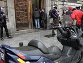 Antisistemas intentaron ocupar el instituto italiano de for Instituto italiano de cultura madrid