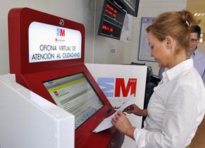 Activan la primera oficina virtual de atenci n al for Oficina de atencion al ciudadano linea madrid