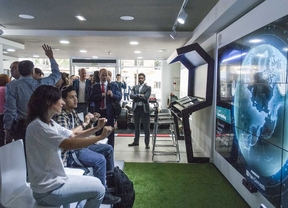 Inauguración  de Microsoft Sport Innovation Center