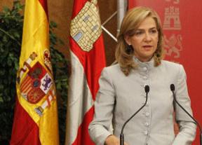 La Infanta Cristina ingresa por error 580.000 euros en un juzgado de Barcelona