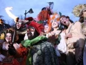 Carnavales en los distritos