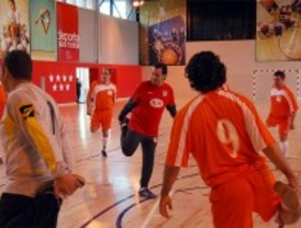 Madrid acudir� al torneo de f�tbol pro salud mental