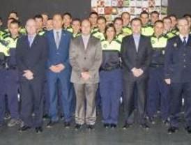 Nuevos policías locales para Torrejón de Ardoz