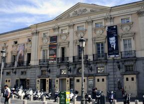 fachada del Teatro Espa�ol